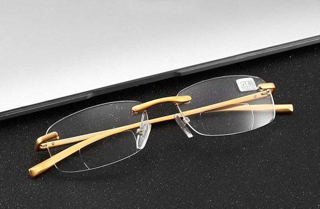 Бифокальные очки - что это, как работают, виды, преимущества