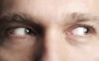 Больно двигать глазами в стороны - причины и лечение