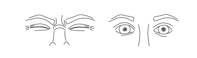Красные глаза от компьютера - что делать, последствия