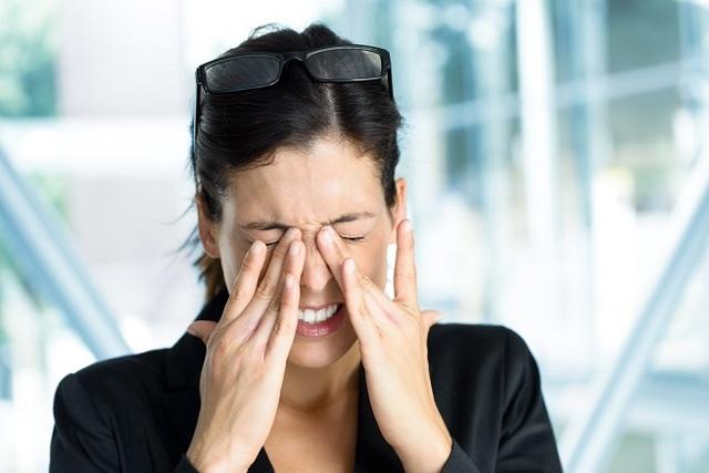 Глазная мигрень (мерцательная скотома) - что это, причины и лечение