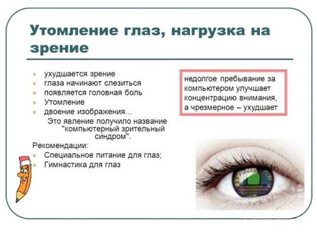 Болит голова слева и левый глаз