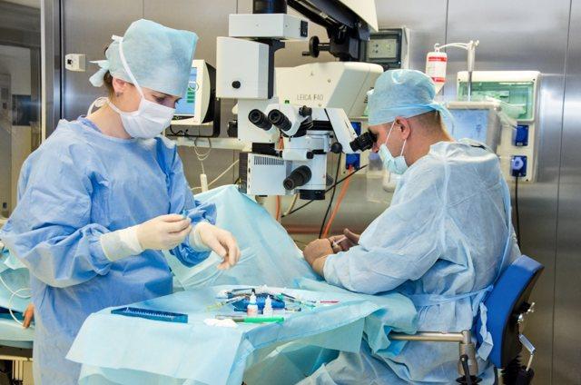 Витреолизис - лазерное удаление мушек в глазах, отзывы, последствия, цена