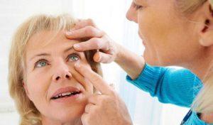 Фотопсия - что это, лечение, причины и симптомы