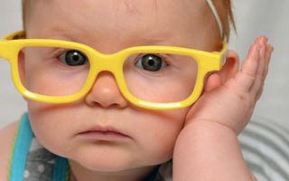 Врожденная миопия - что это, причины и лечение