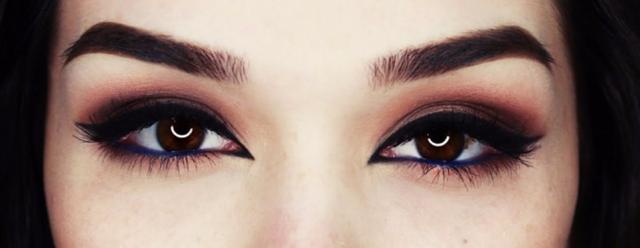 Формы, типы, виды глаз человека