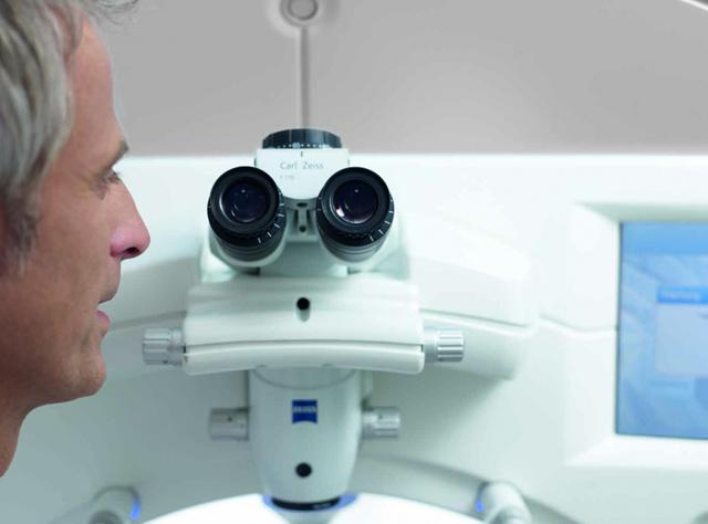 Больничный лист после лазерной коррекции зрения