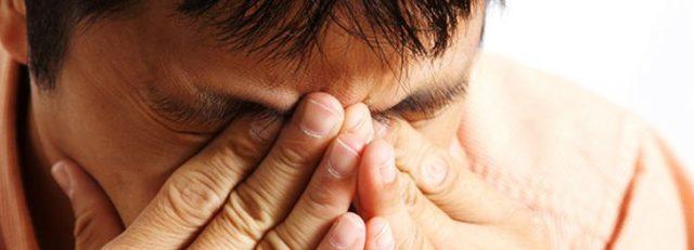 Щиплет глаза - причины, симптомы, лечение