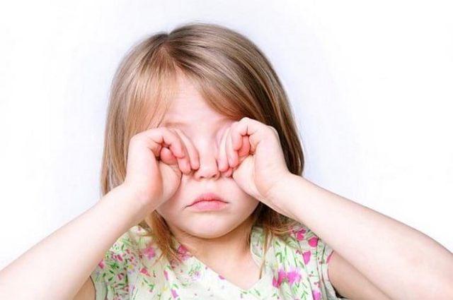 Гнойный конъюнктивит у детей - лечение, причины, симптомы, фото