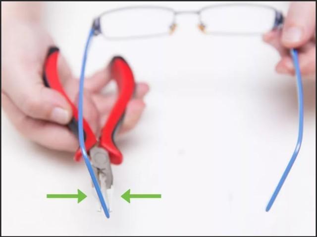 Ремонт очков своими руками - как починить дужки и другие детали