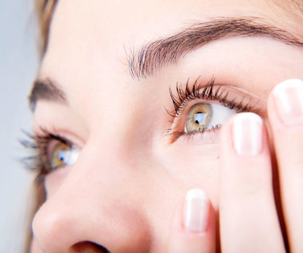 Покраснение и воспаление в уголке глаза