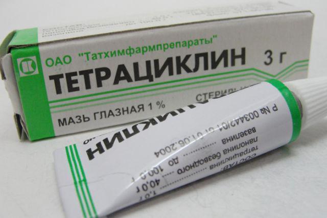 Тетрациклиновая мазь или Эритромициновая - что лучше, сравнение препаратов