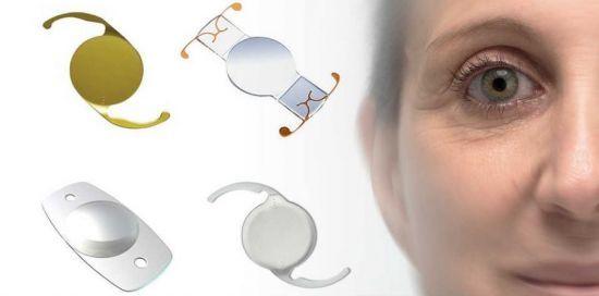 Хрусталики для глаз при катаракте - какие лучше выбрать, цены, отзывы