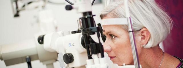 Миопический конус и стафилома - что это, причины и лечение