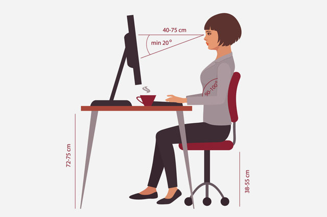 Близорукость от компьютера