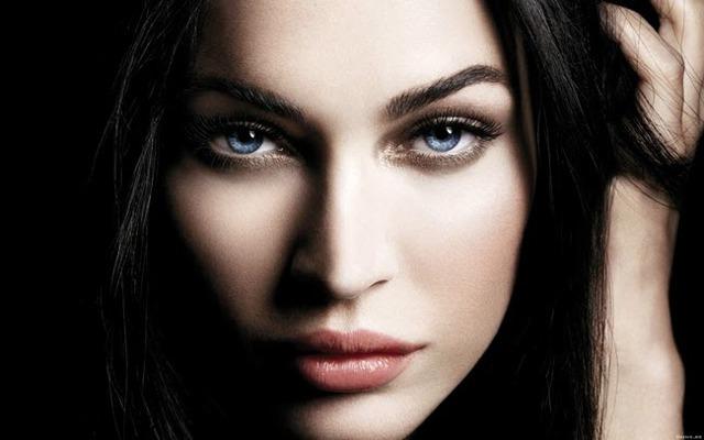 Антрацитовый цвет глаз – это какой